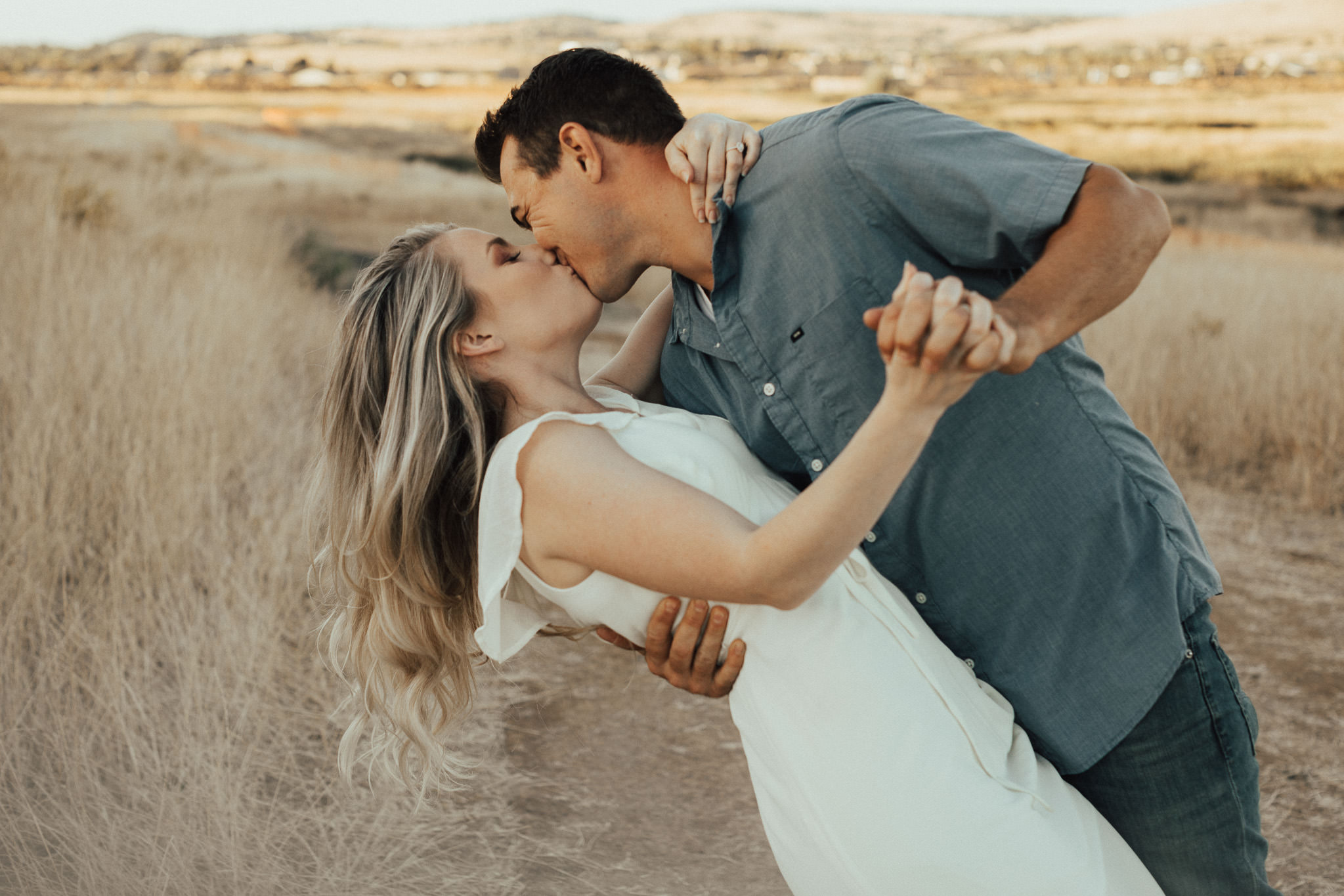 El Dorado Hills Engagement Session