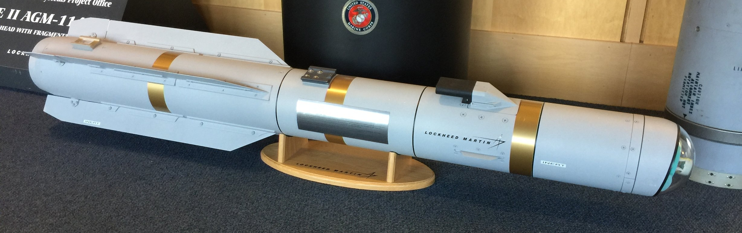 Lockheed Martin's @JAGM (Joint-Air-to-Ground Missile)