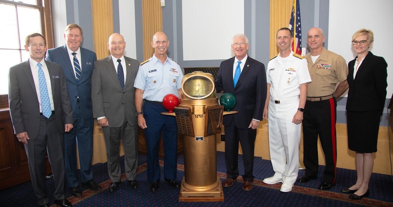 Navy League National Capital Council Congressional Sea