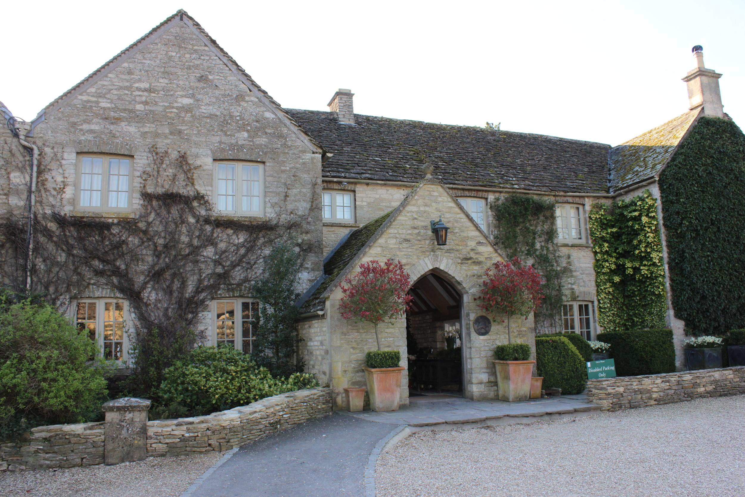 Calot manor
