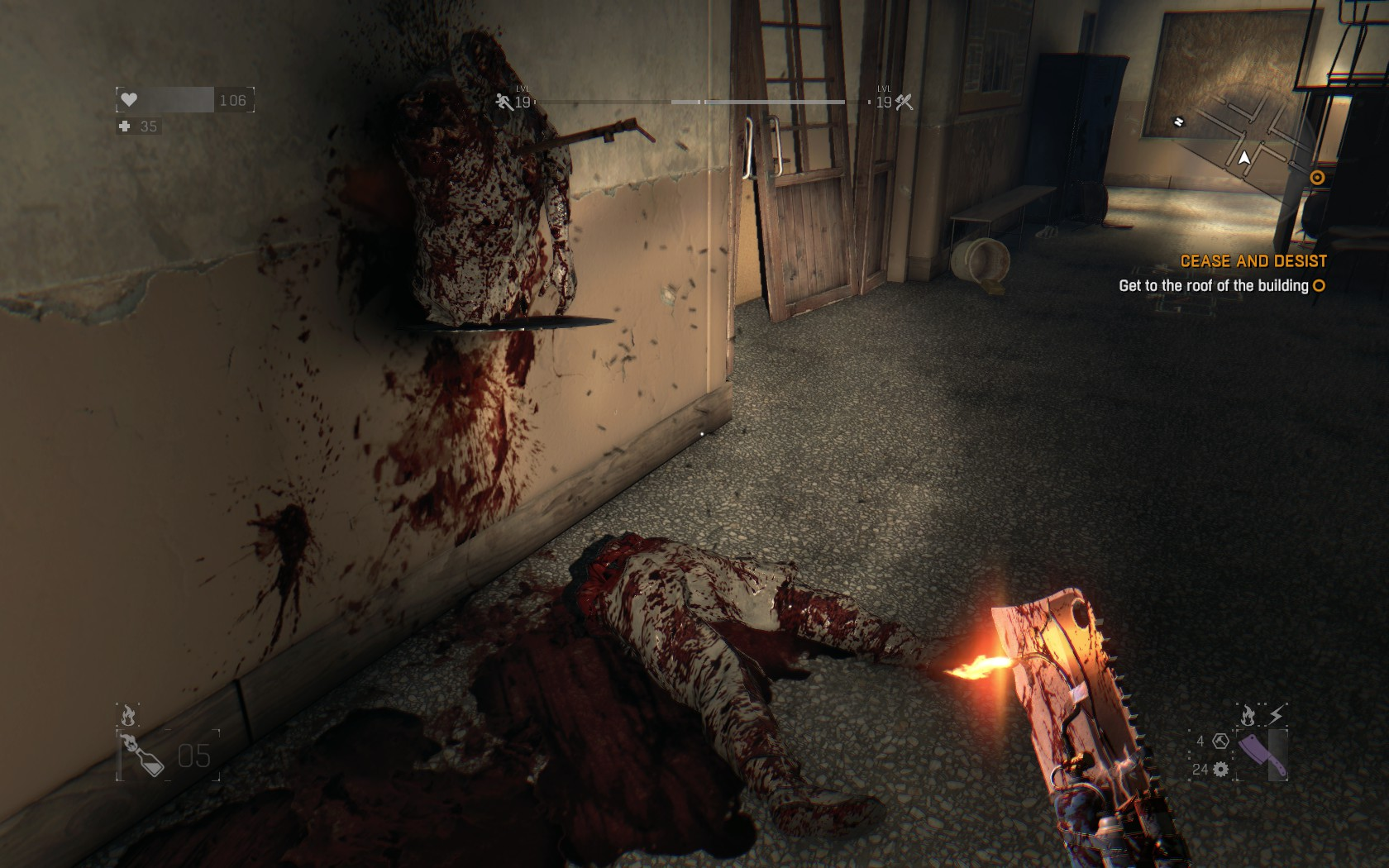 There are lots of Easter eggs in Dying Light such as this reference to Ravenhome in Half Life 2, see the video I've linked at the end for more.