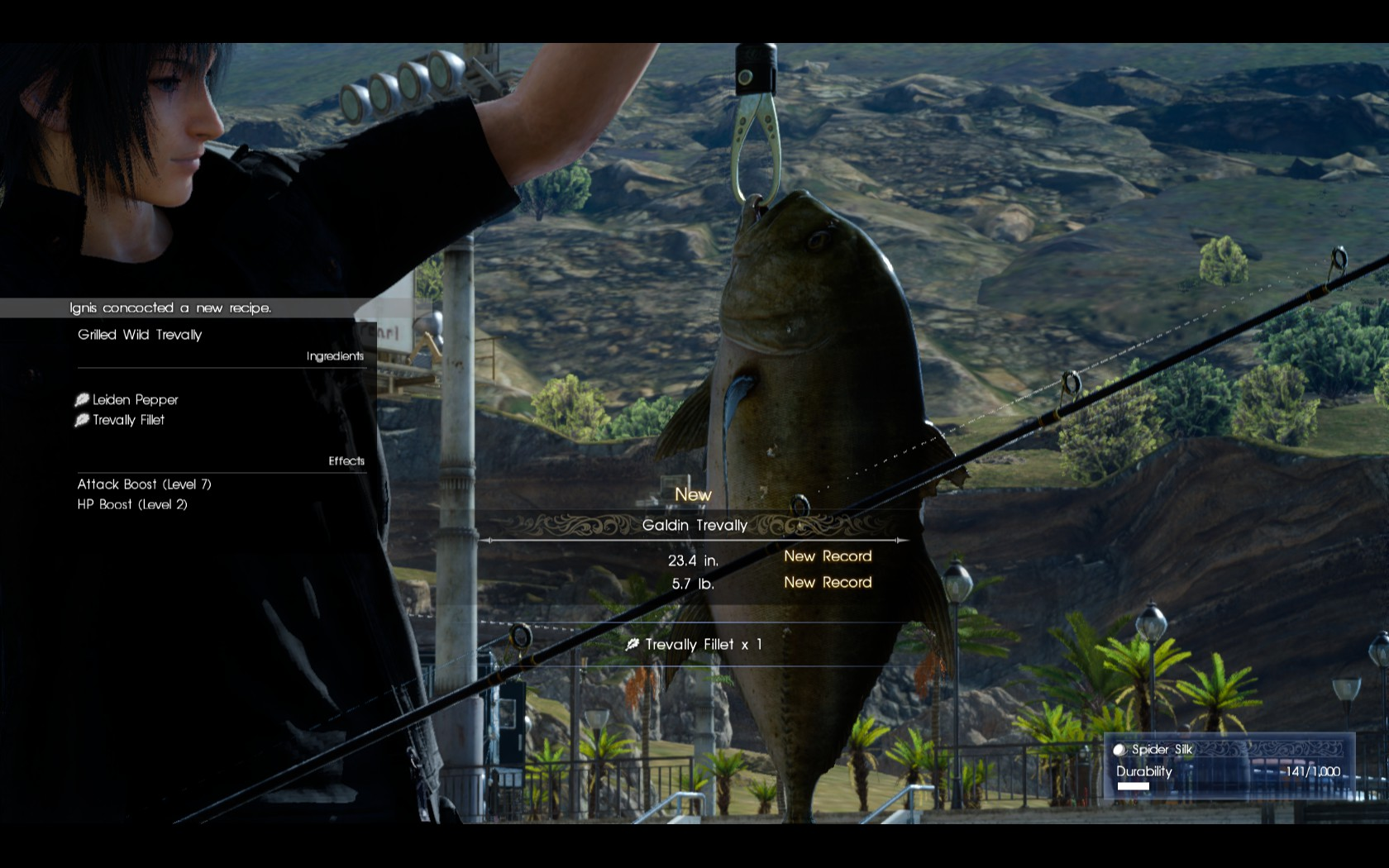 Final Fantasy XV Review — Rigged for Epic