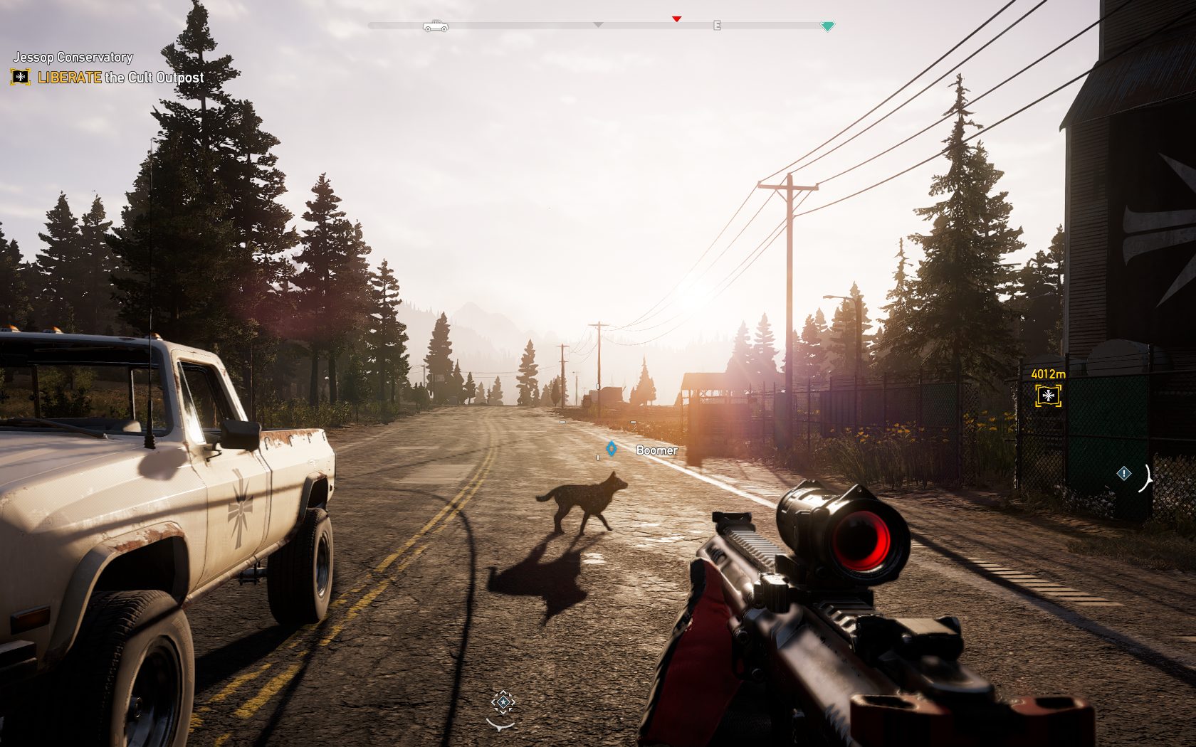 far cry 5 gameplay pc max settings