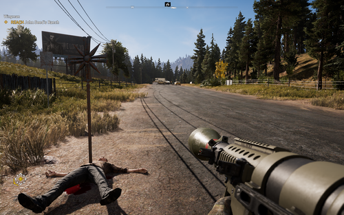 Farcry 5 Review — Rigged for Epic