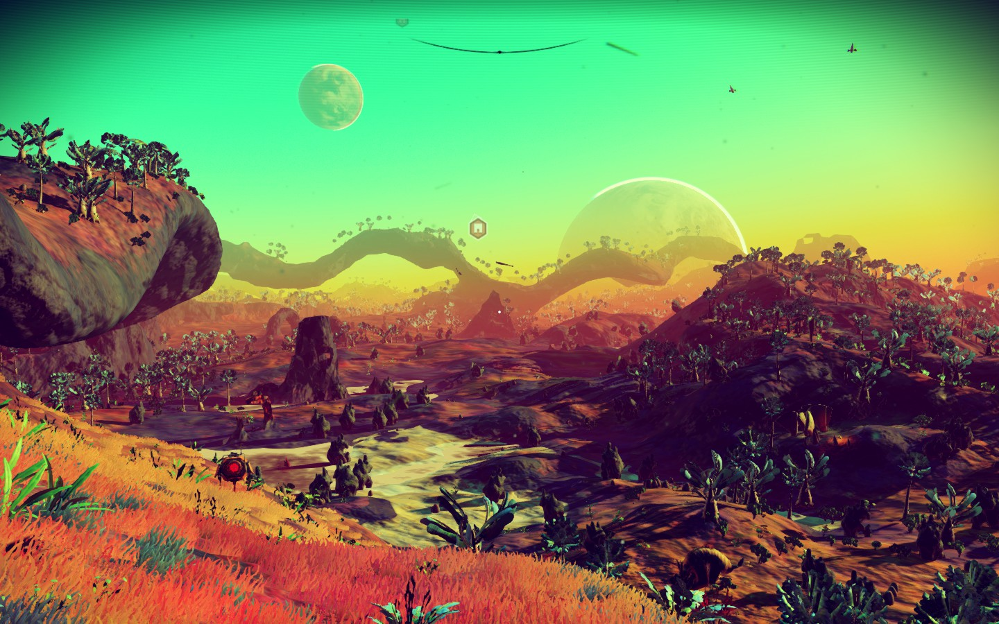 No Man's Sky Next Review — Rigged for Epic