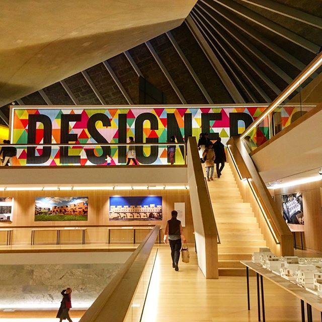 Designer | Maker | User #thedesignmuseum #designermakeruser