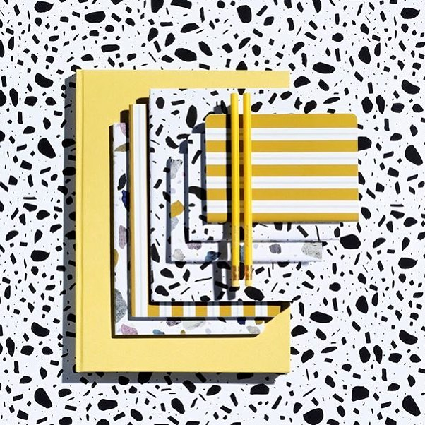 DAILY FICTION the brand new stationery collection born from a collaboration with creative agency @femmesregionales for @normanncph - the playful collection takes trends from fashion and interiors, focussing on the prints, details and craftsmanship of the designs to create a simply unique collection #dailyfiction #stationery #stationerytrends #prints #pattern #stationeryaddict #design