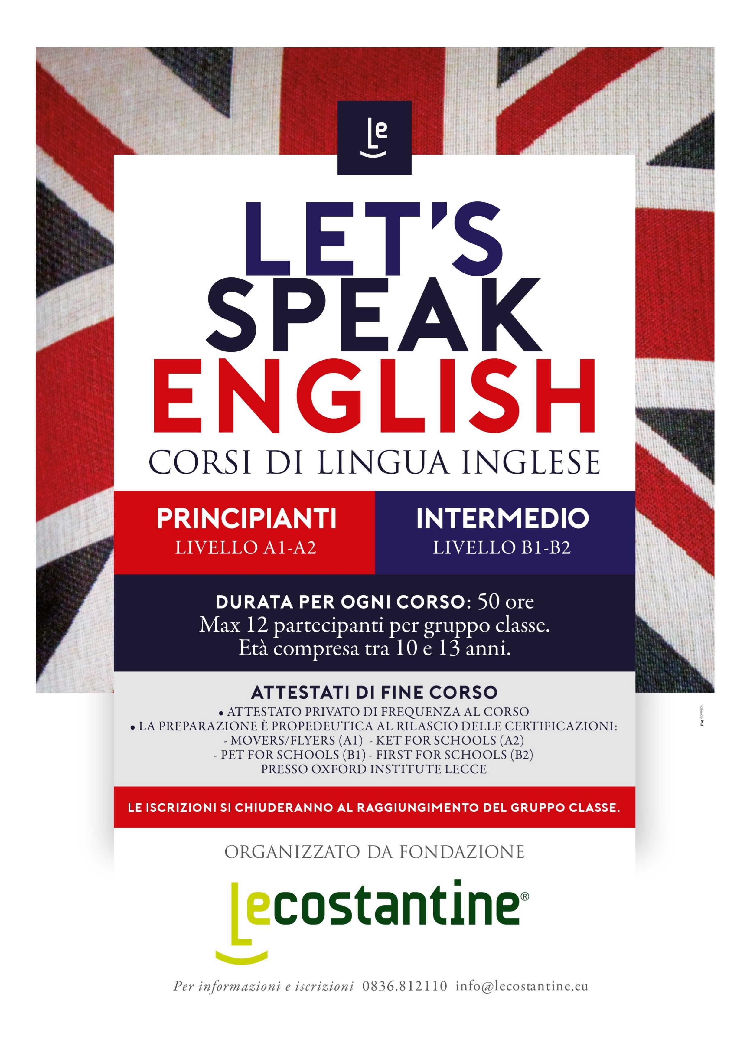 Let's Speak English CORSO INGLESE.jpg