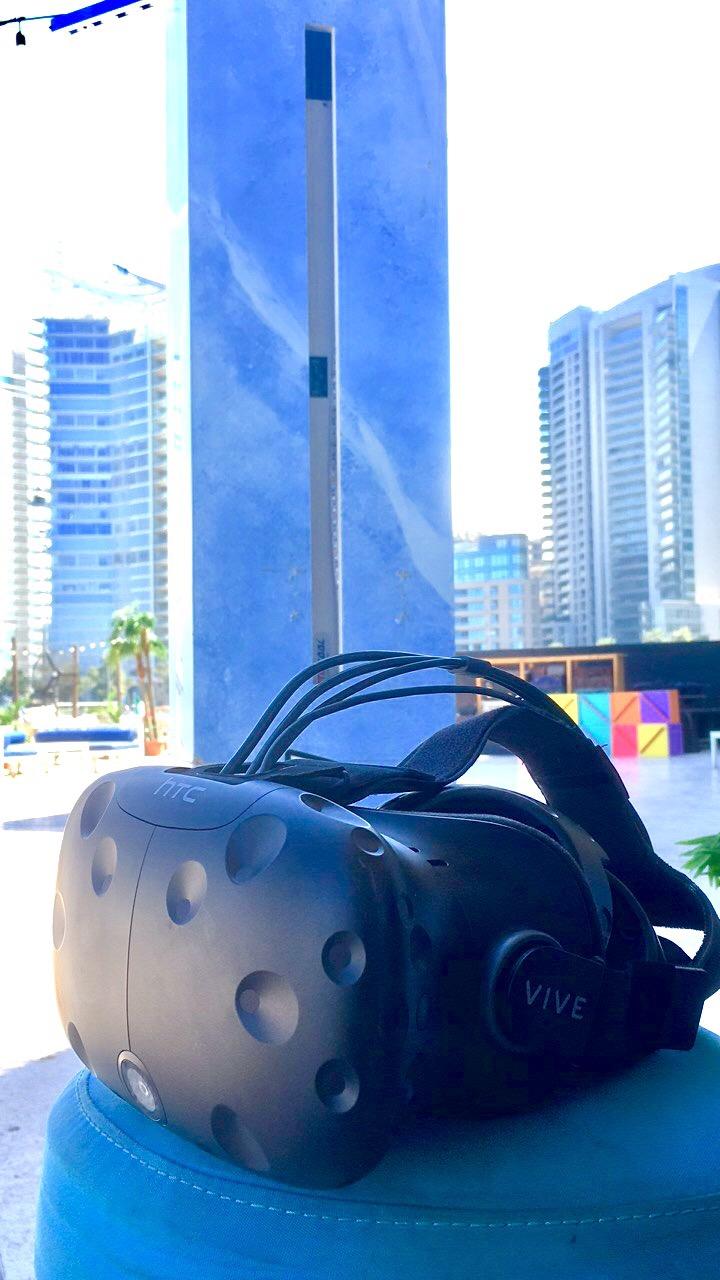 XLAB VR HTC VIVE