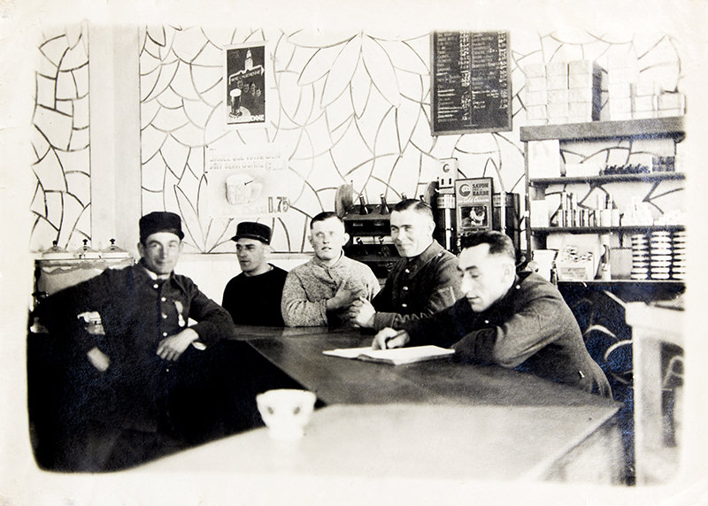 Elir Studio Photo, photographe: restauration photos abimees, photos anciennes, Bruxelles