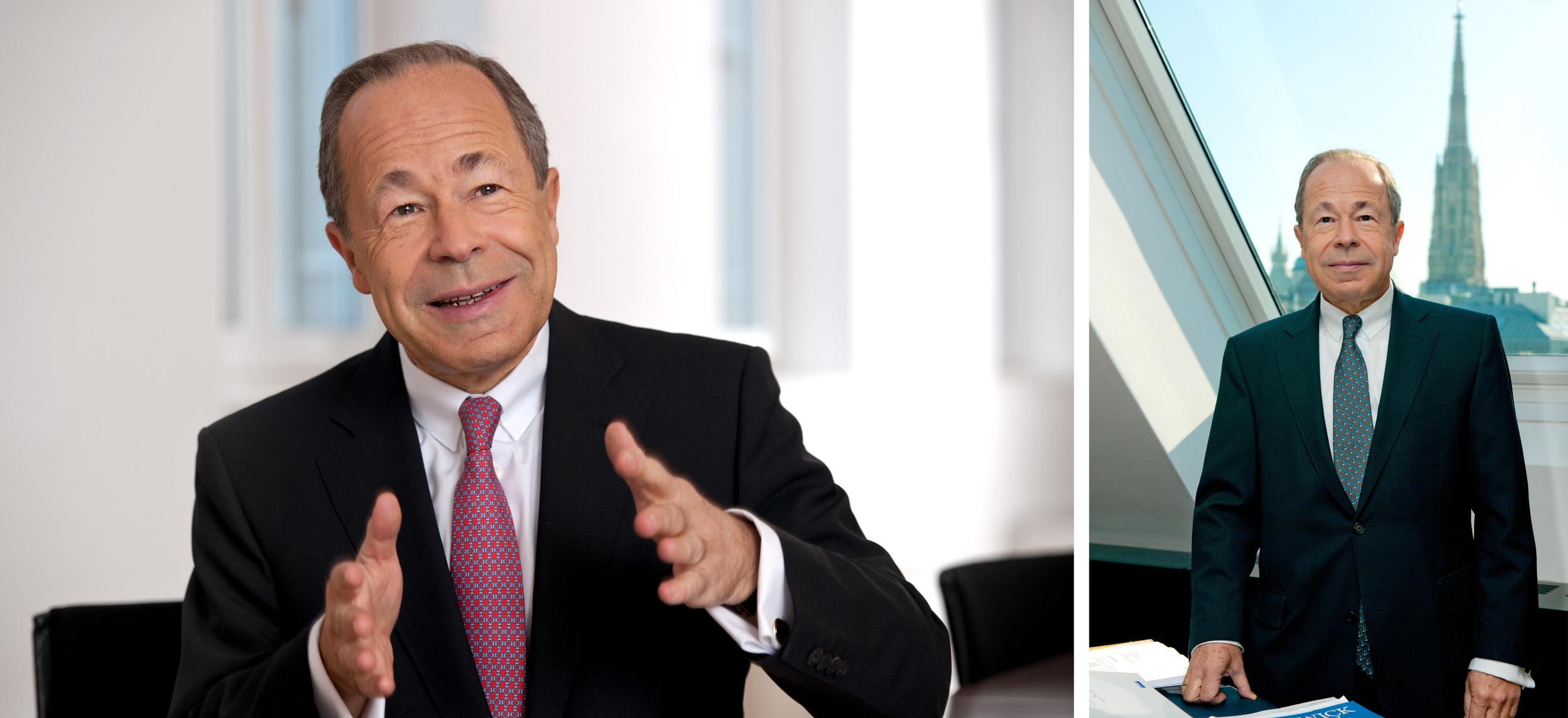 Erich Hampel – UniCredit Bank Austria AG