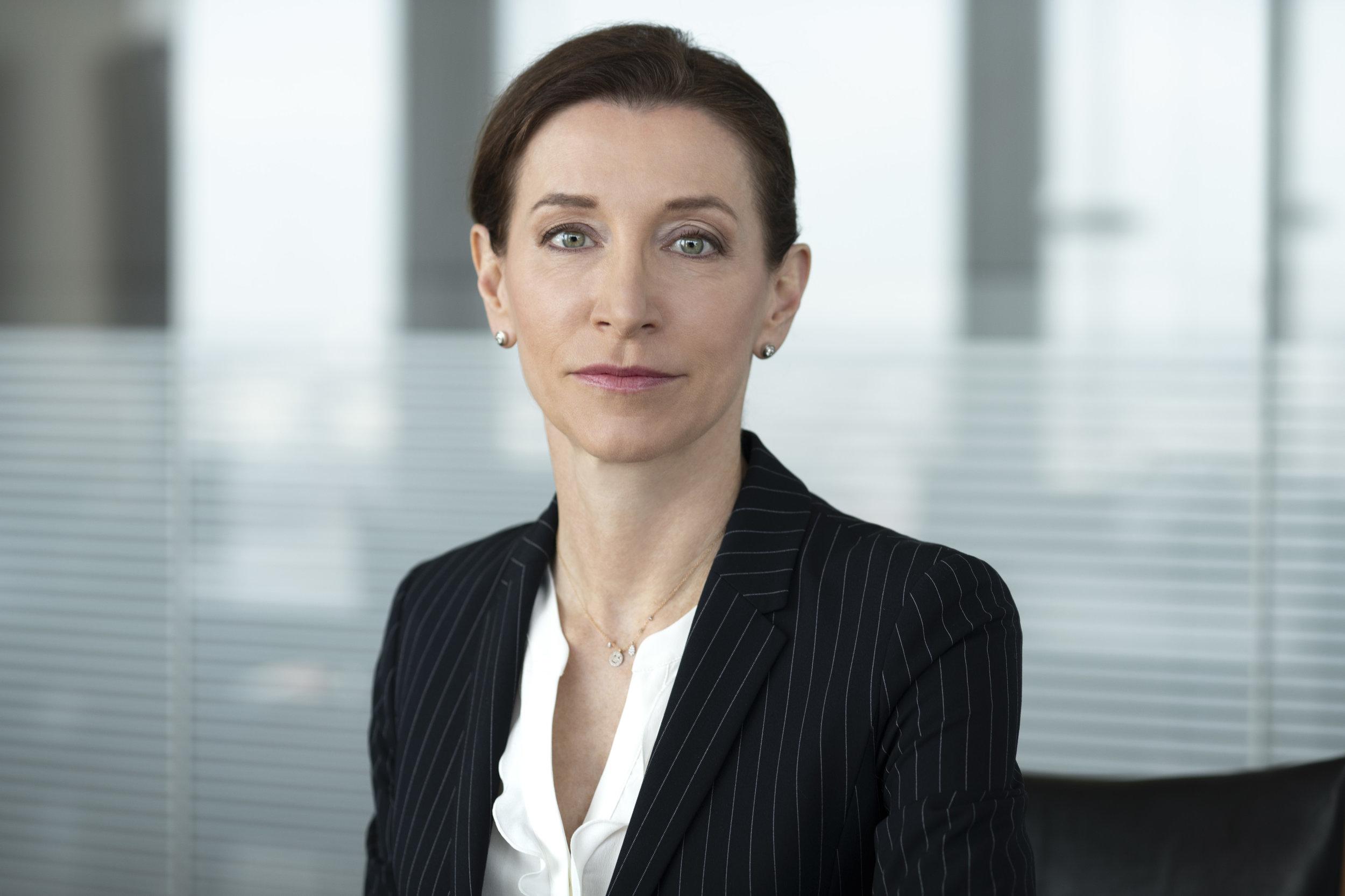 Sabine Usaty  UNIQA Vorstand