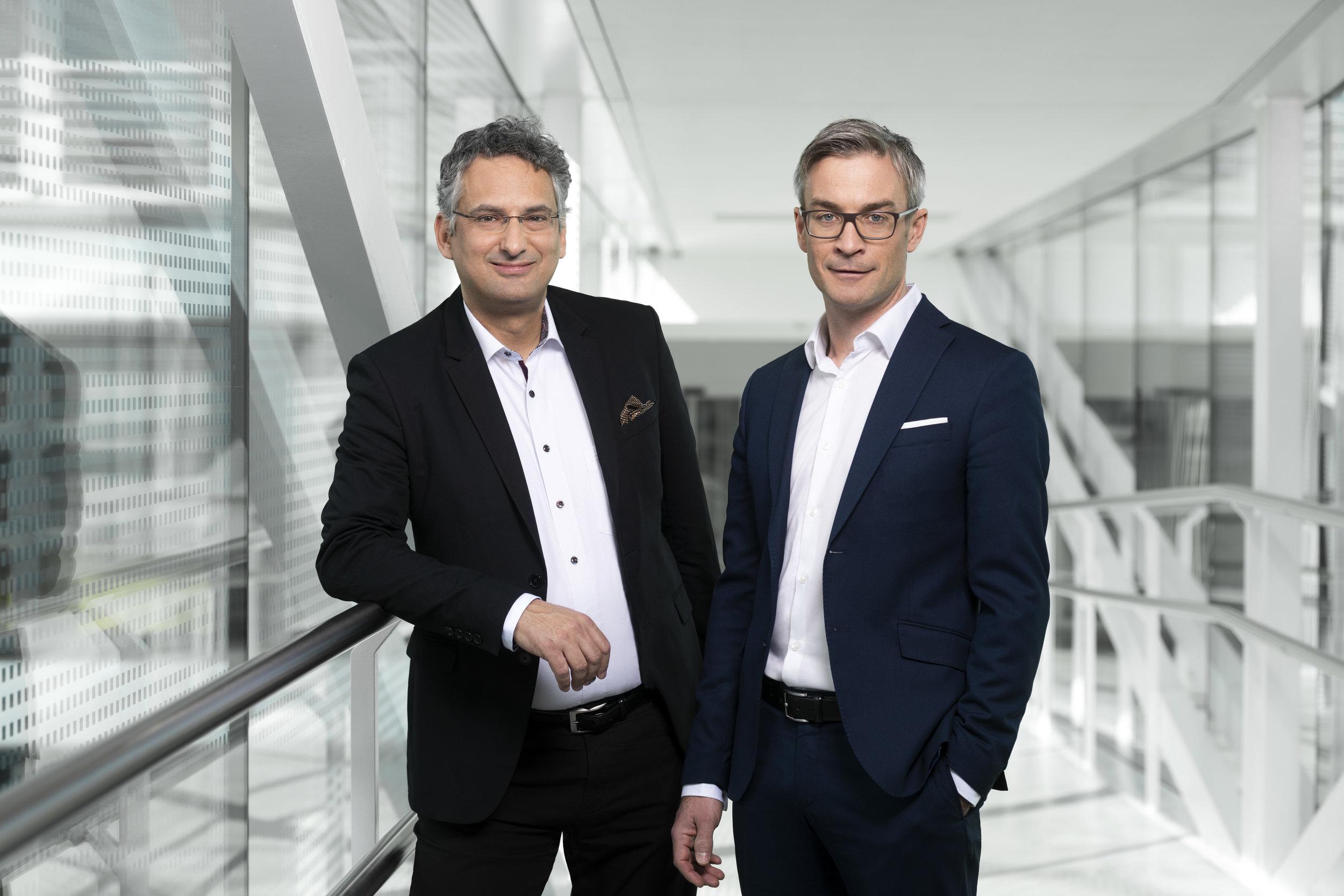 Wolfgang Wede - Christoph Zurucker-Burda  Casinos Austria International - Vorstand