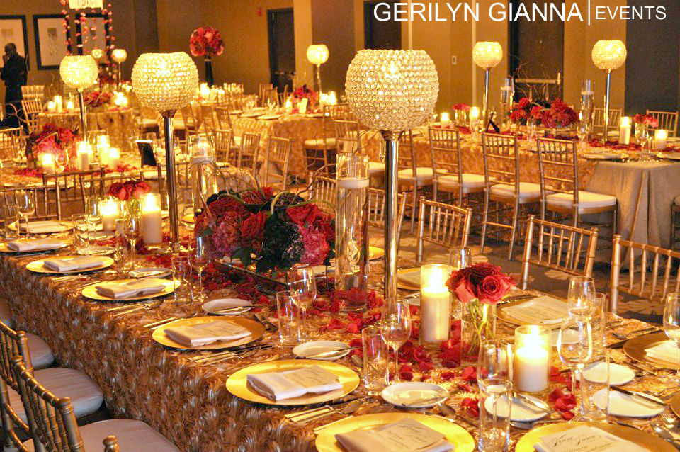 Palm Beach Wedding Decor and Event Lighting and Draping Services | Gerilyn Gianna Event Design | Full Wedding Decor Services in Palm Beach Florida