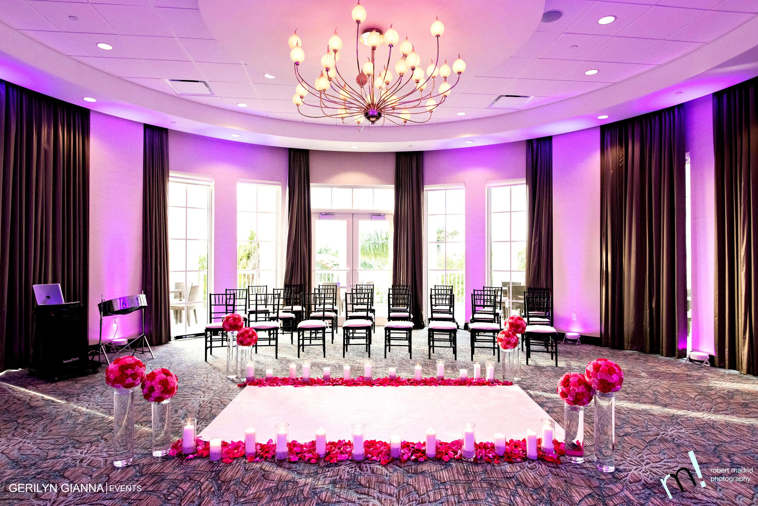 Wyndham Grand Jupiter Wedding Ceremony