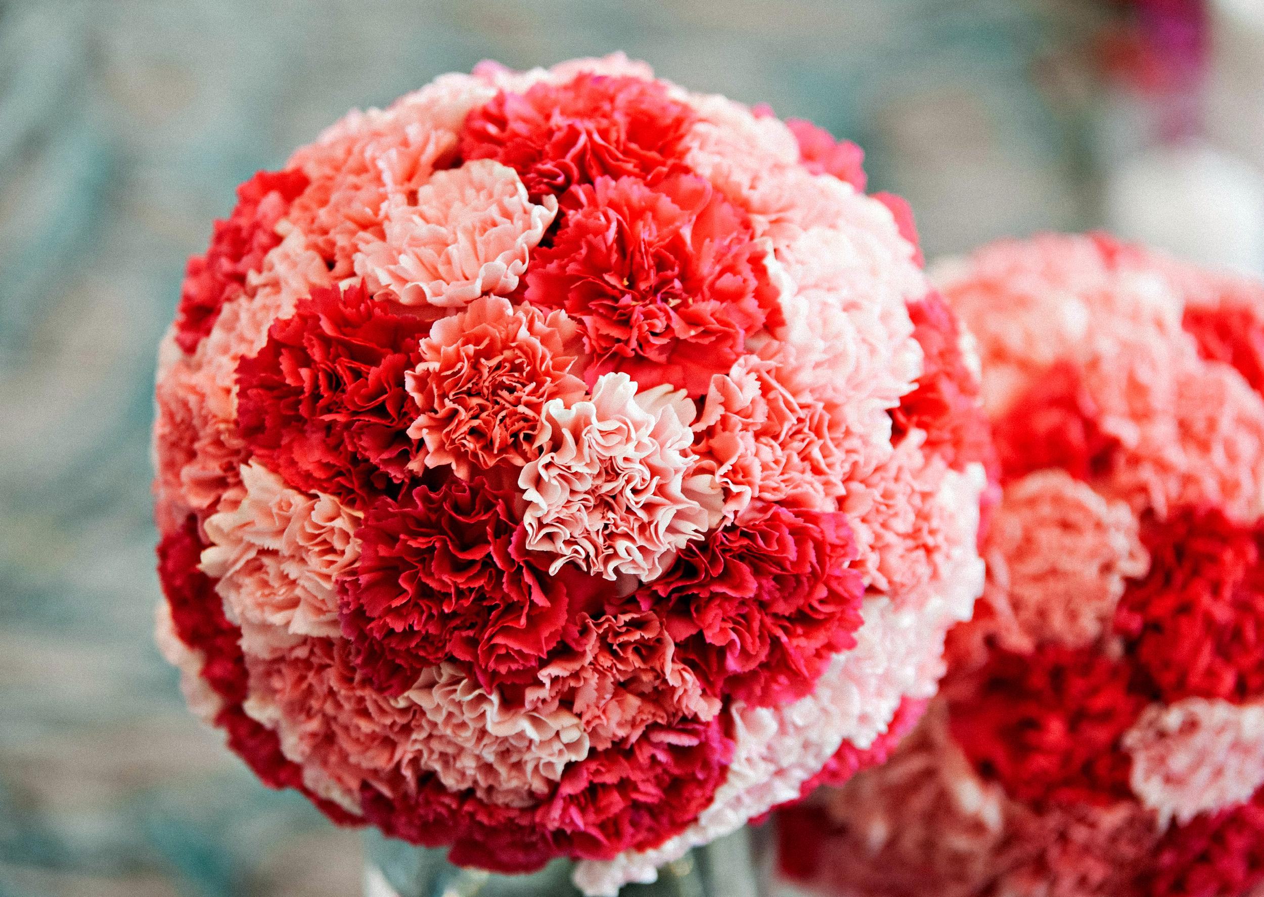 Flower Balls | Wyndham Grand Jupiter Wedding