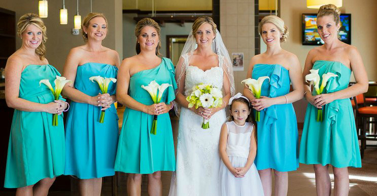 Palm Beach Wedding Flowers | Beautiful Bridal Bouquets | Gerilyn Gianna Floral Design