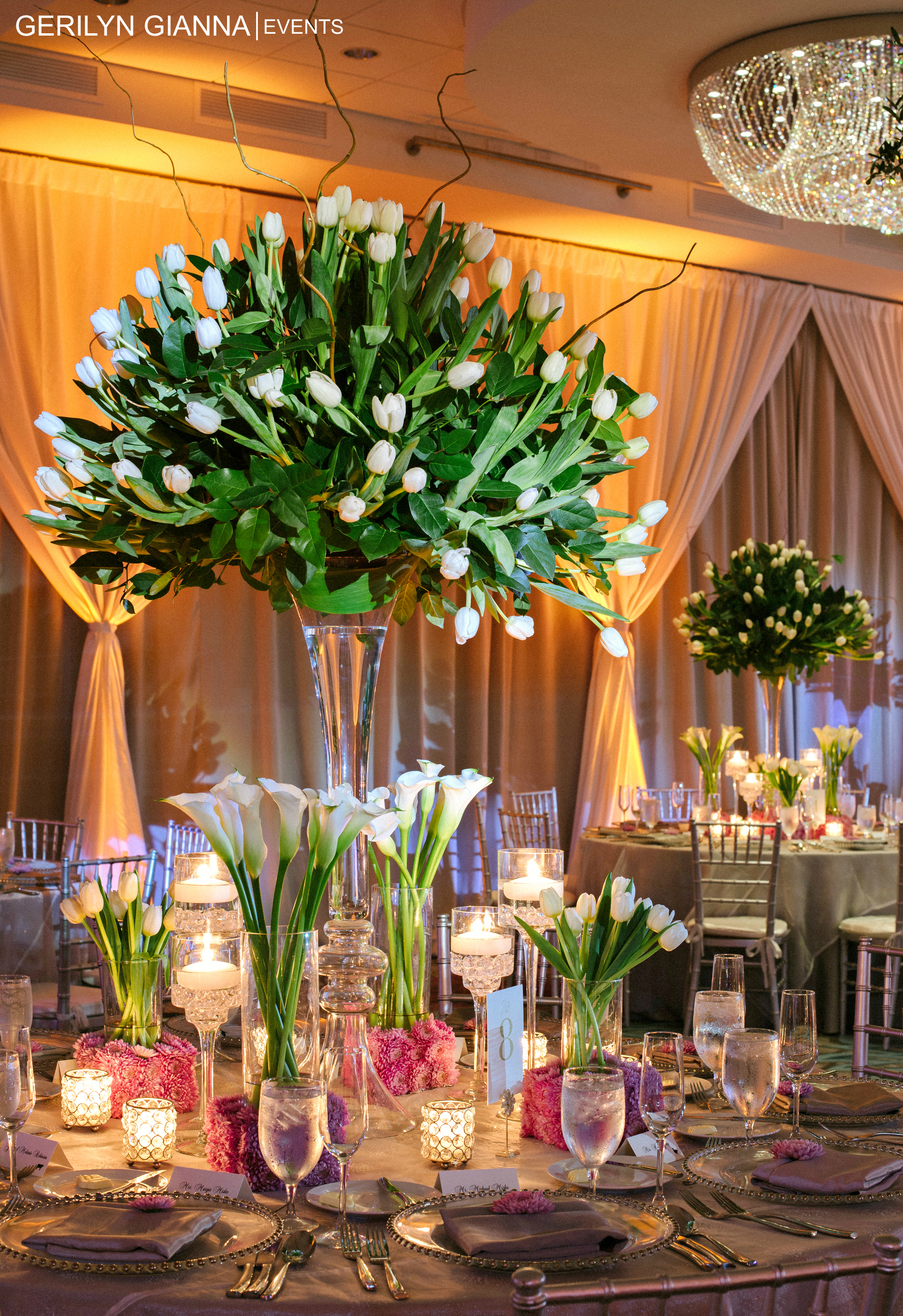 Wyndham Grand Jupiter Wedding | Gerilyn Gianna Event and Floral Design | Palm Beach Wedding