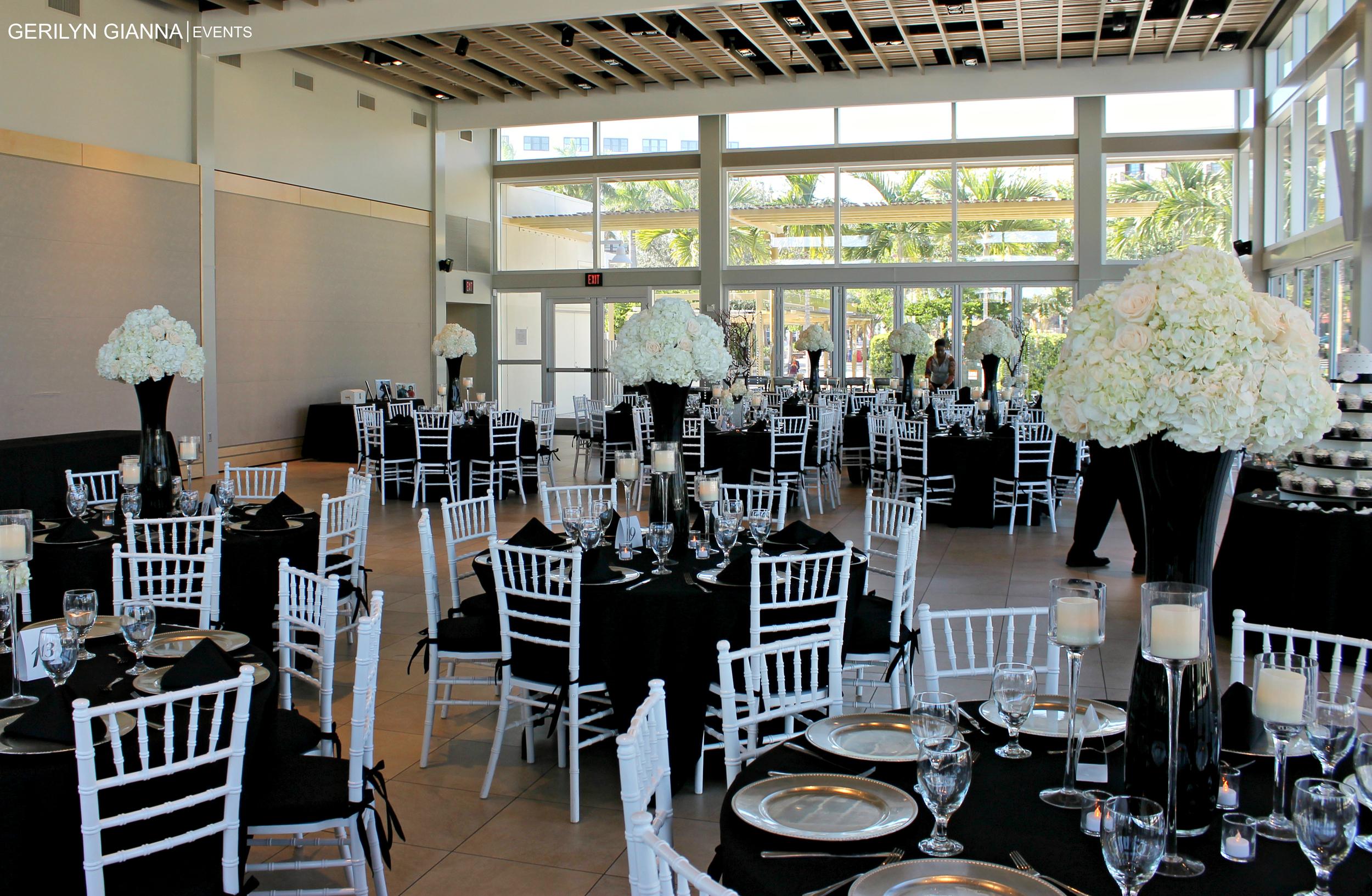 West Palm Beach Waterfront Pavilion Wedding | Gerilyn Gianna Events