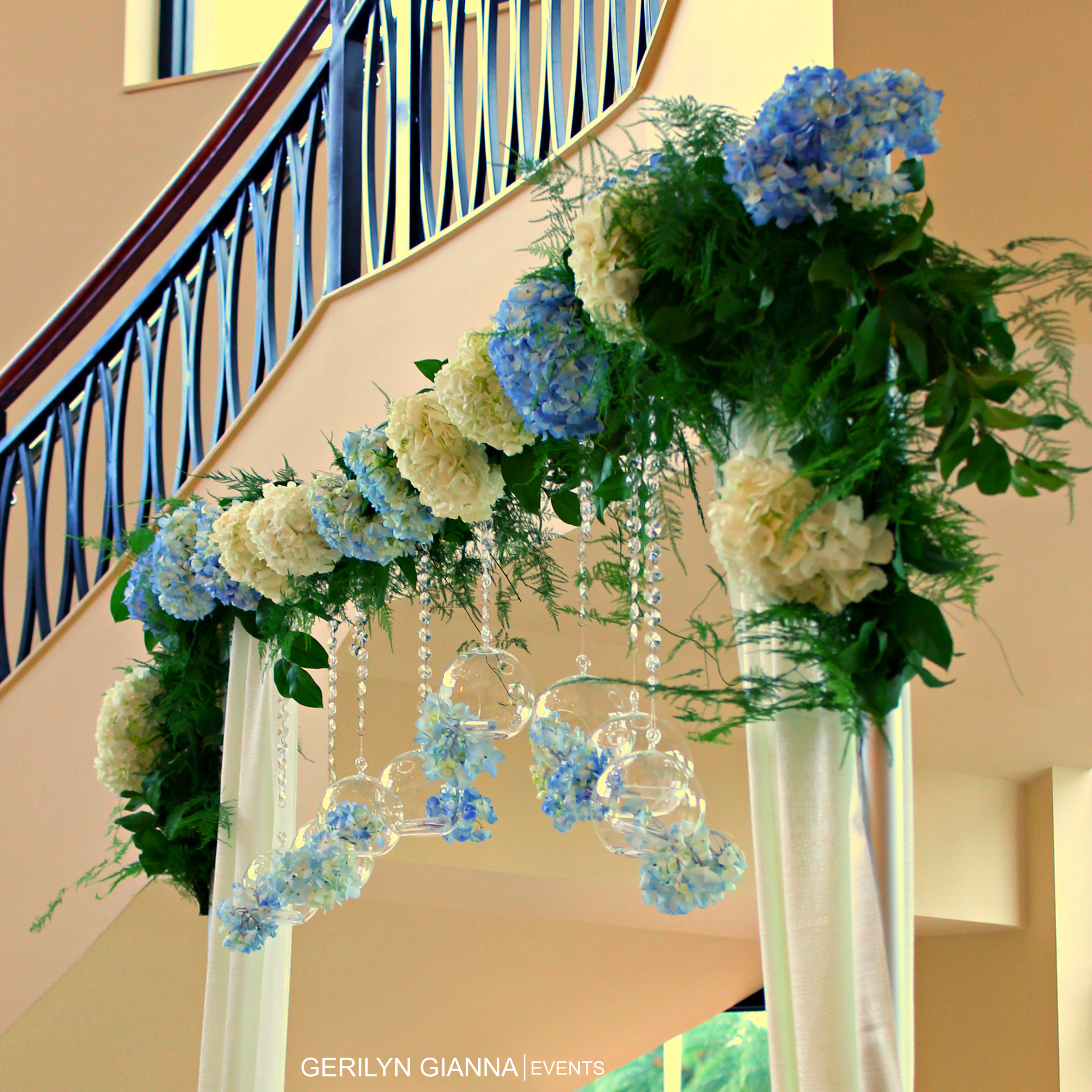 A Wedding at The Borland Center for Performing Arts in Palm Beach Gardens | Gerilyn Gianna Event and Floral Design