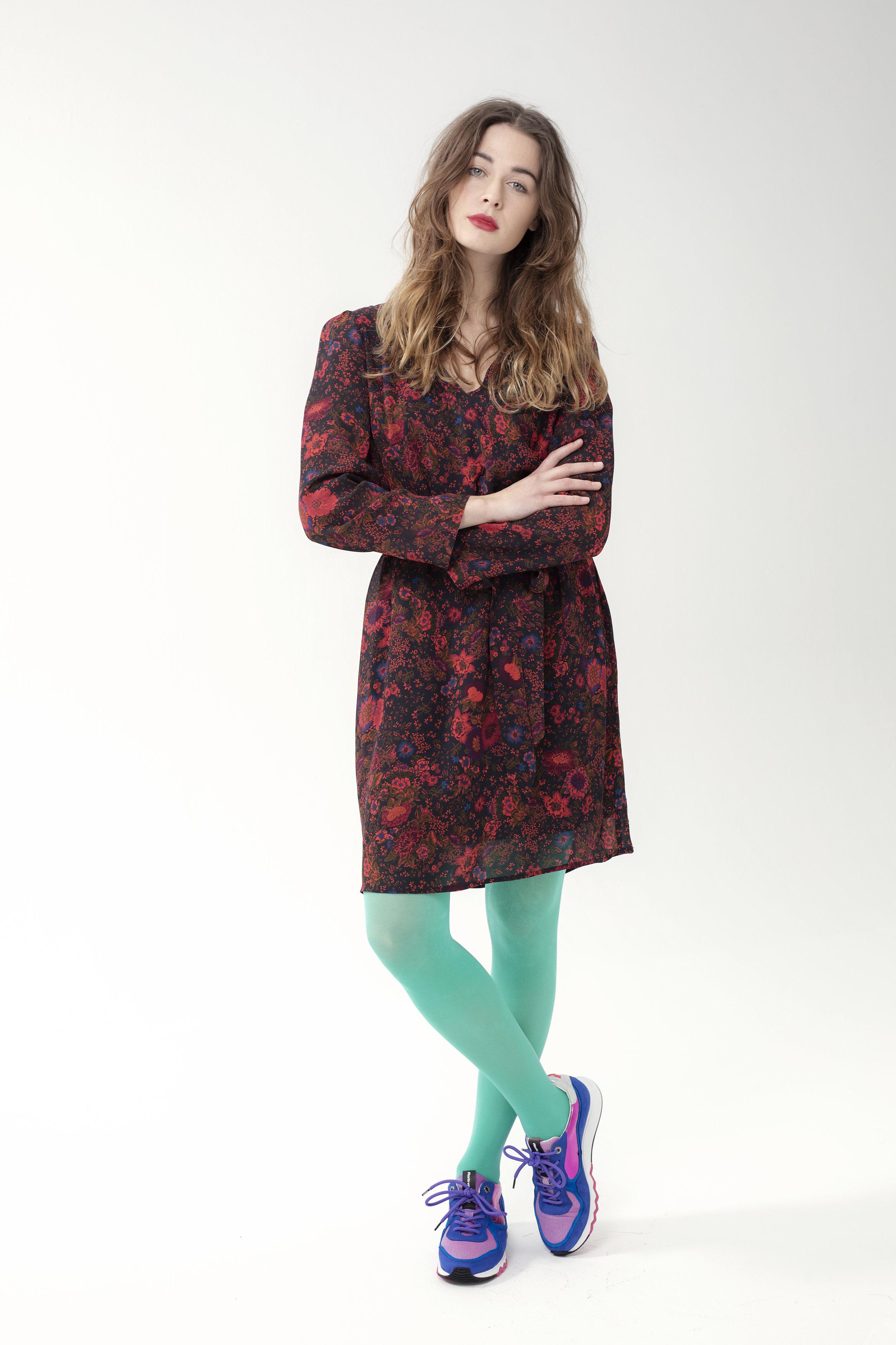 Dress PURE - pioni