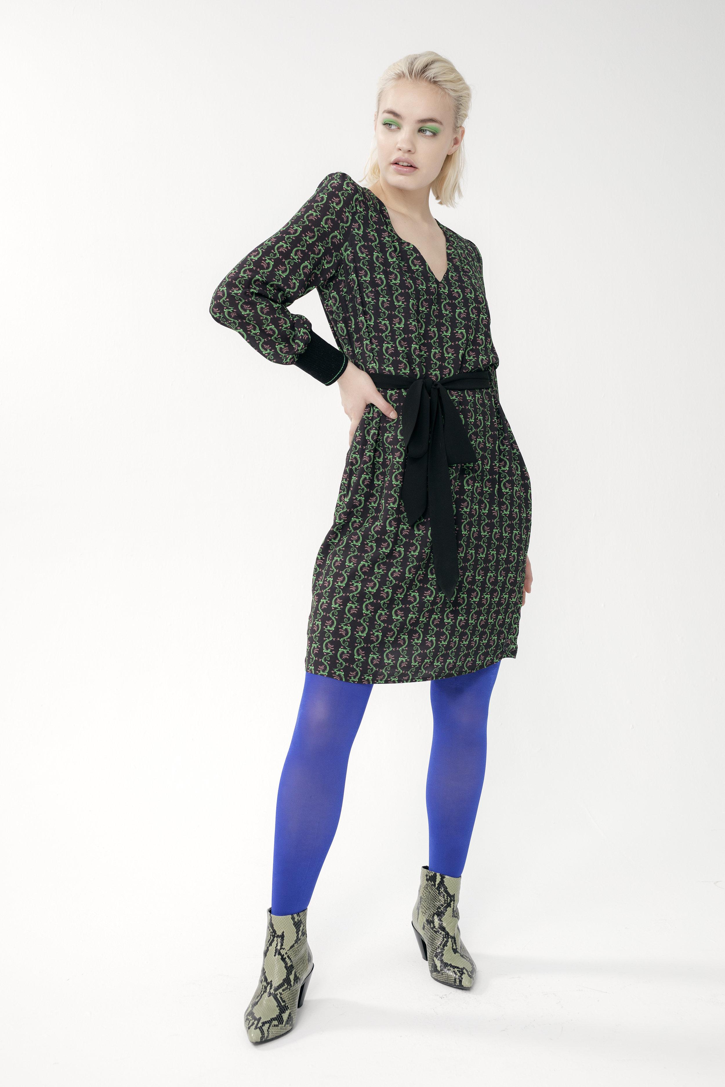 Dress BLANCHE - drake