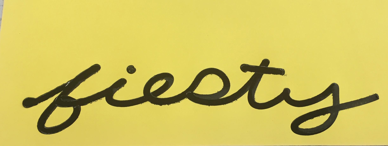 fiesty (detail)
