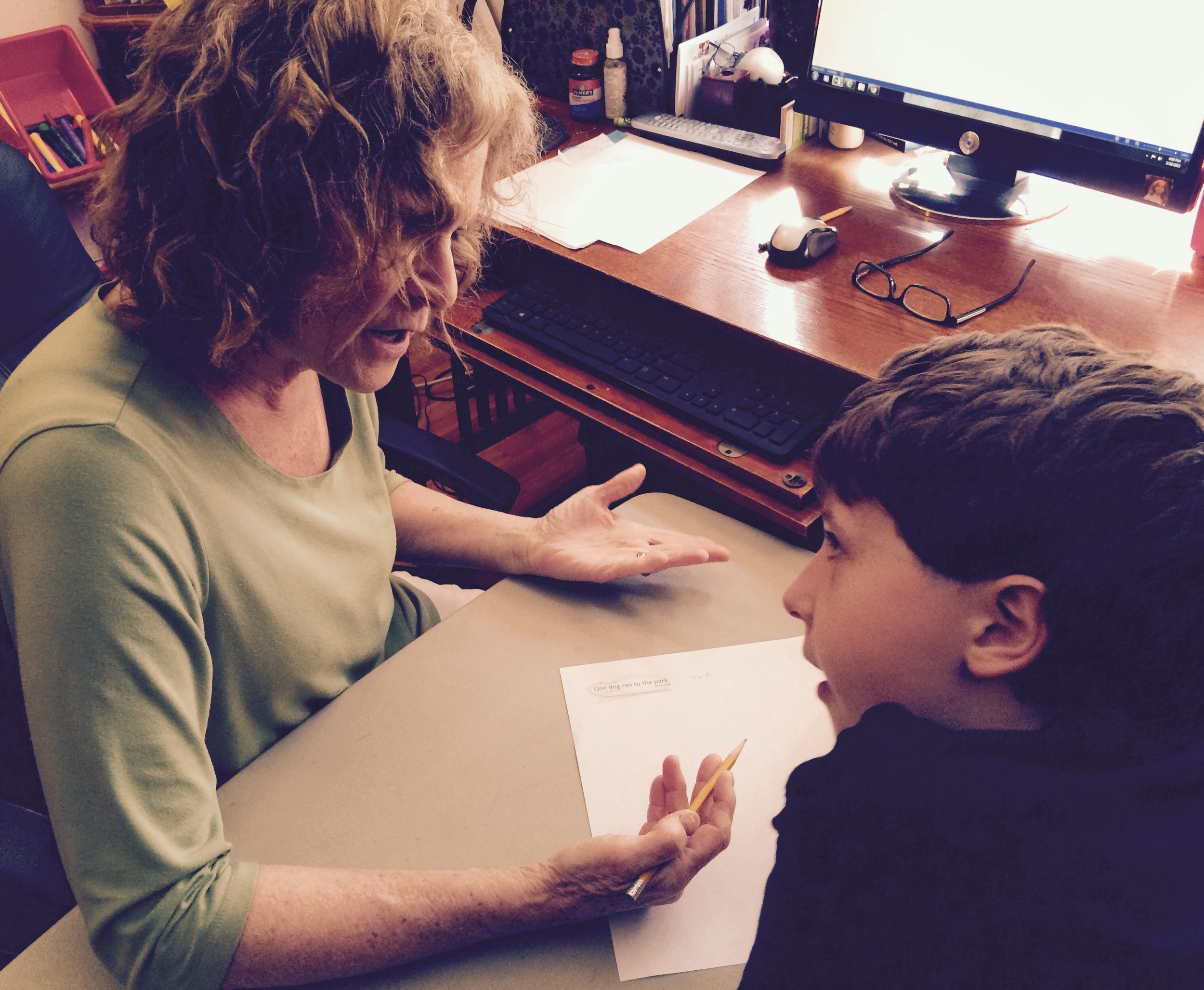 diagnostic tutoring