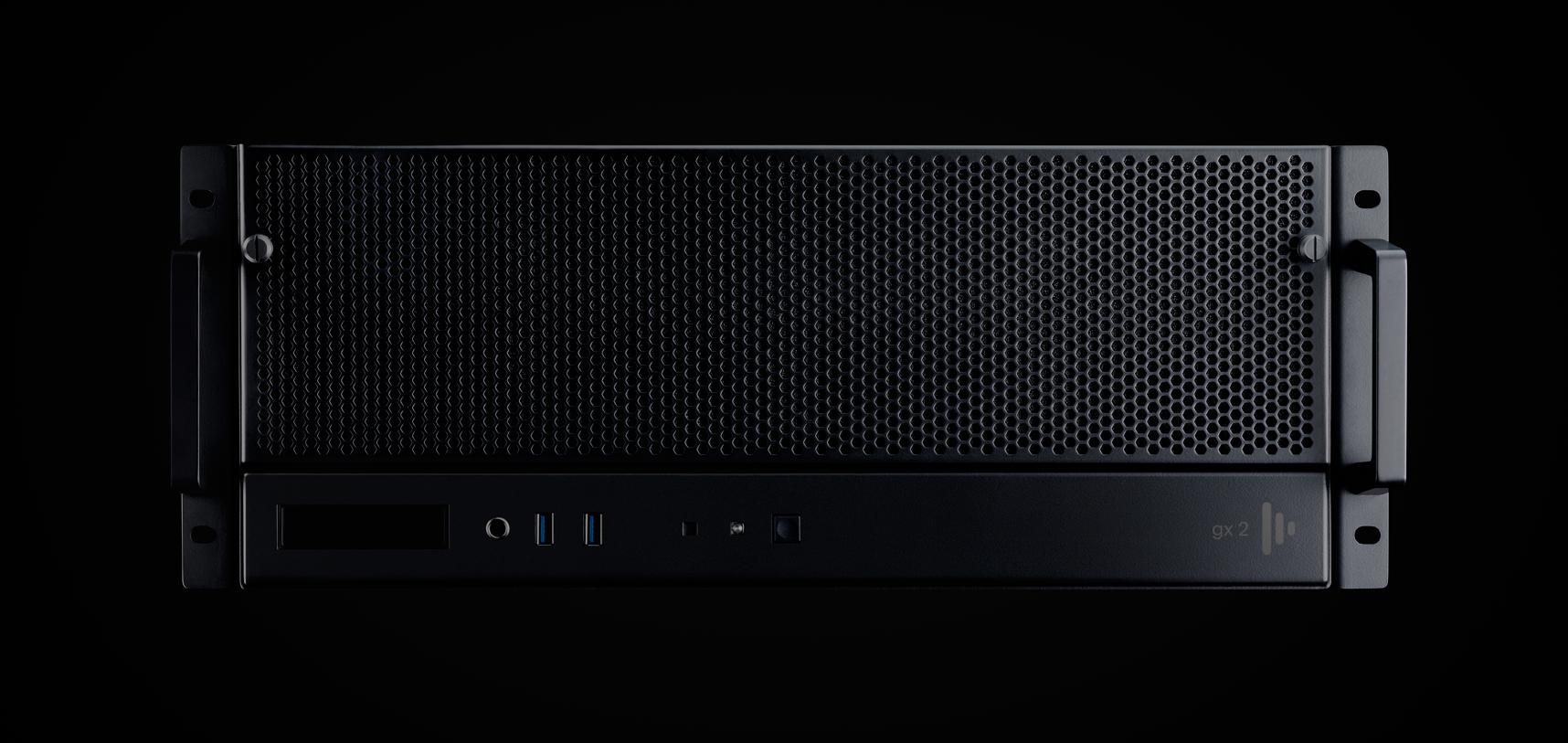 Disguise GX Range Media Servers - Notch Enabled