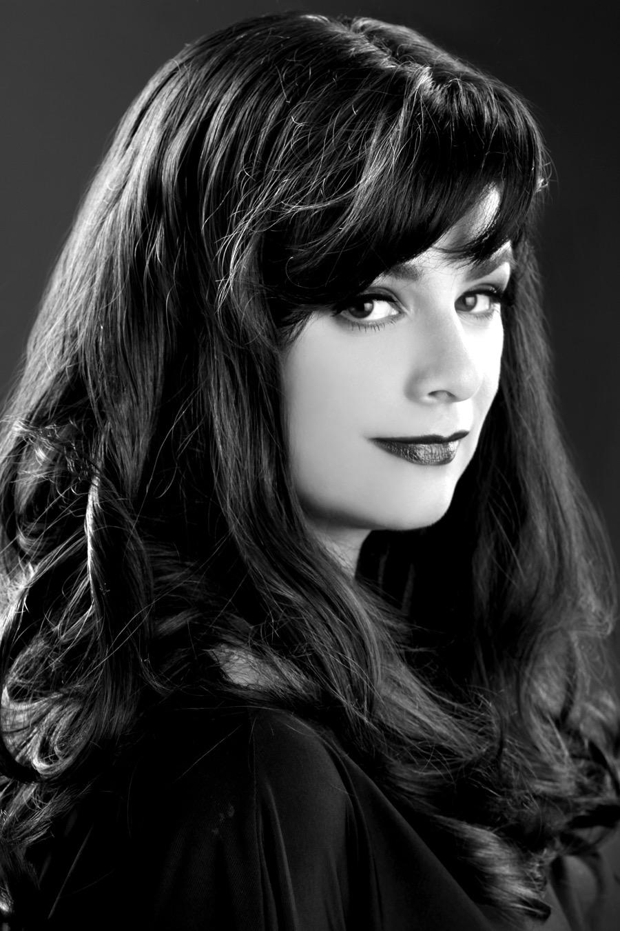 Opera Headshot, Cheryl Gorski