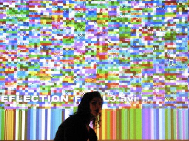 noitcelfeRReflection premiere at Sensorium