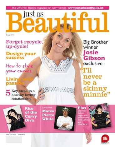Modeling (Magazine): Just As Beautiful
