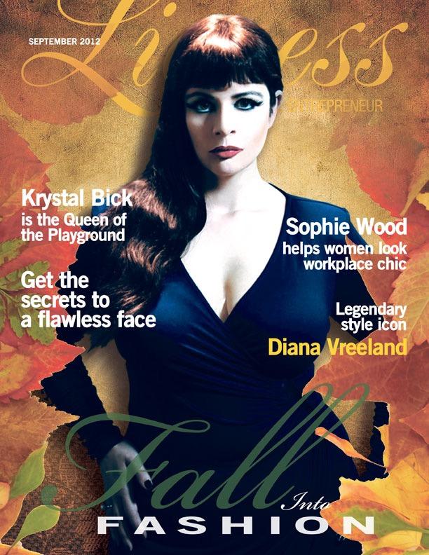 Modeling (Magazine): Lioness