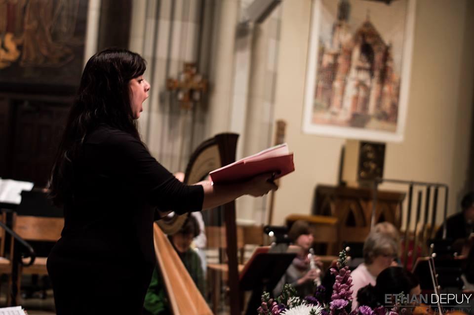 Sitzprobe for 'Carmelites'