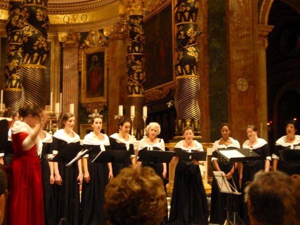 Vivaldi's Women in Malta