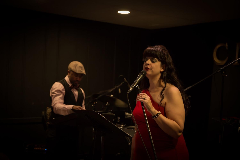 photo by Julie Foser ~  Brucia La Terra  CD Release Party