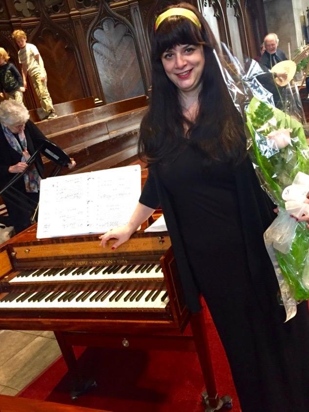Bach at the UUCB