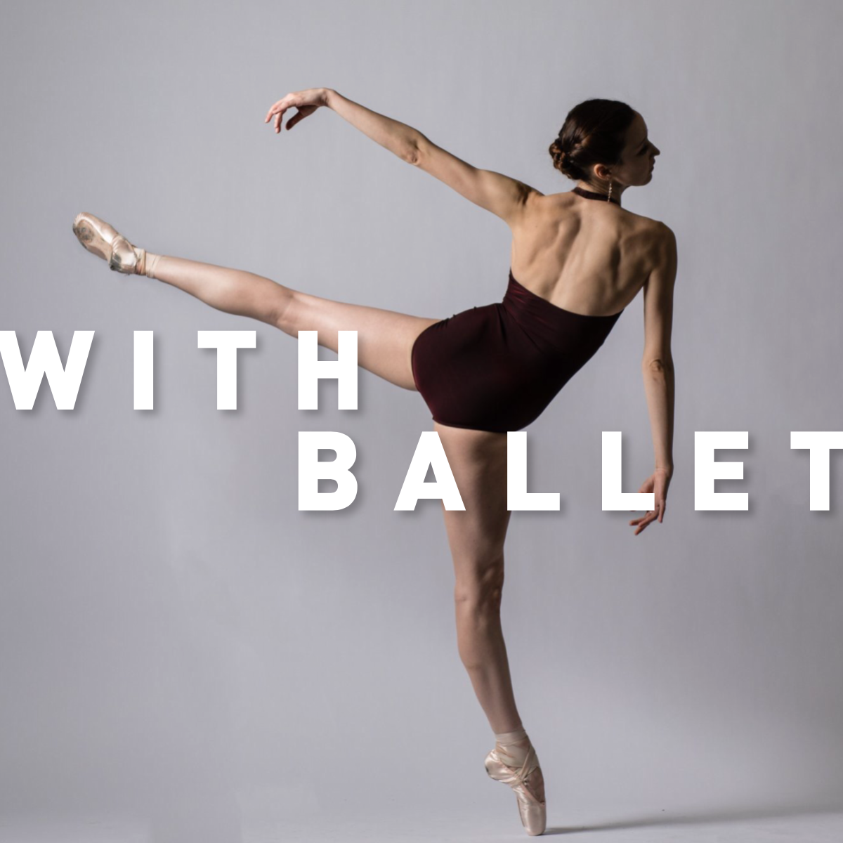 Featured by New York City Ballet, in their #withballet social media campaign