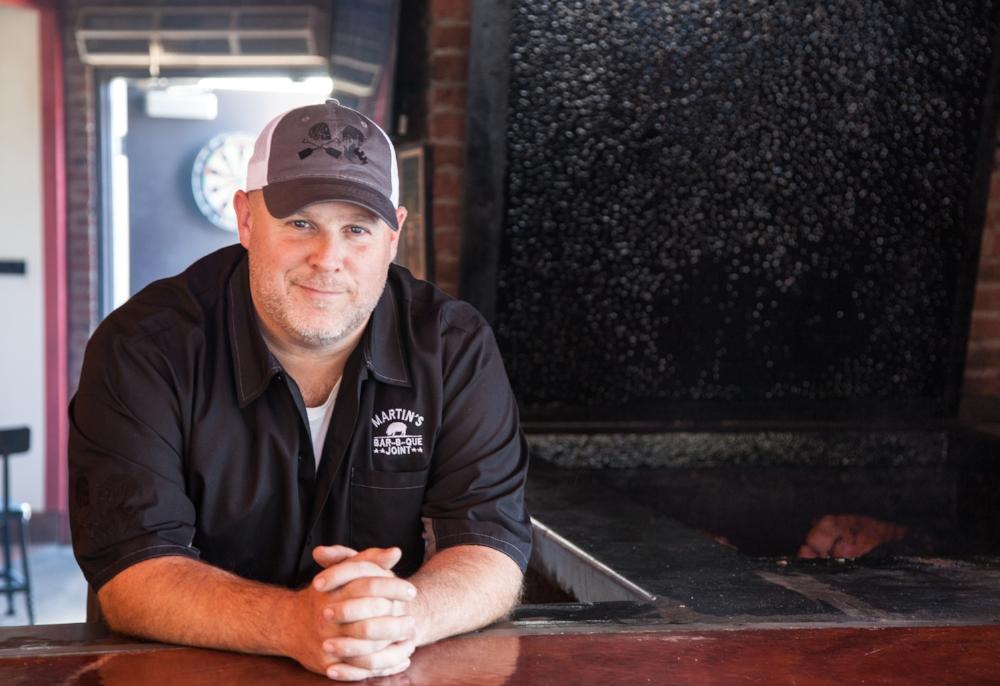 Pat Martin - Owner Martin's BBQ