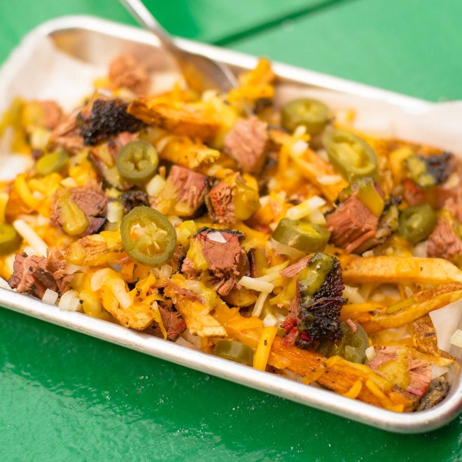 Martin's BBQ | Farmhand Fries