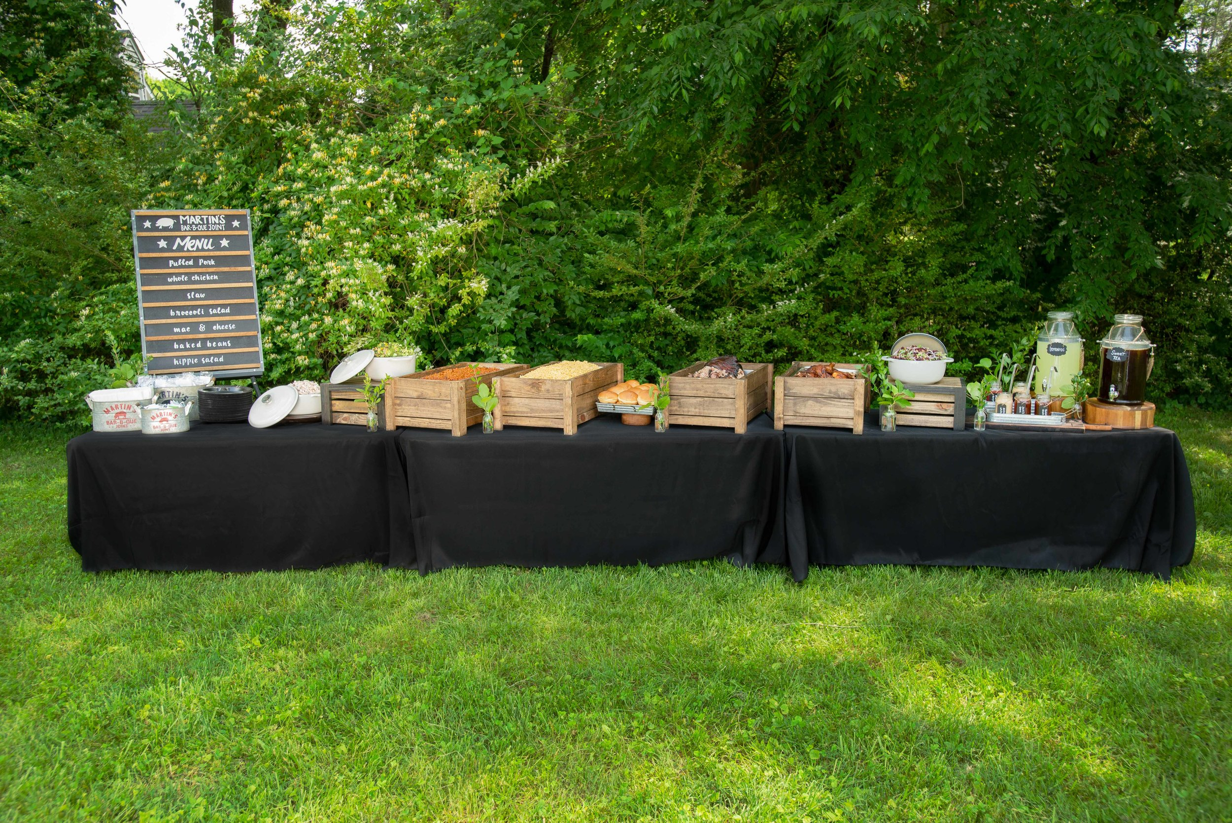 Martin's BBQ Joint Catering