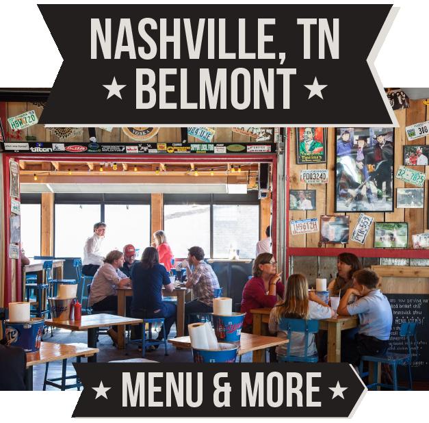 Martin's BBQ Belmont Nashville