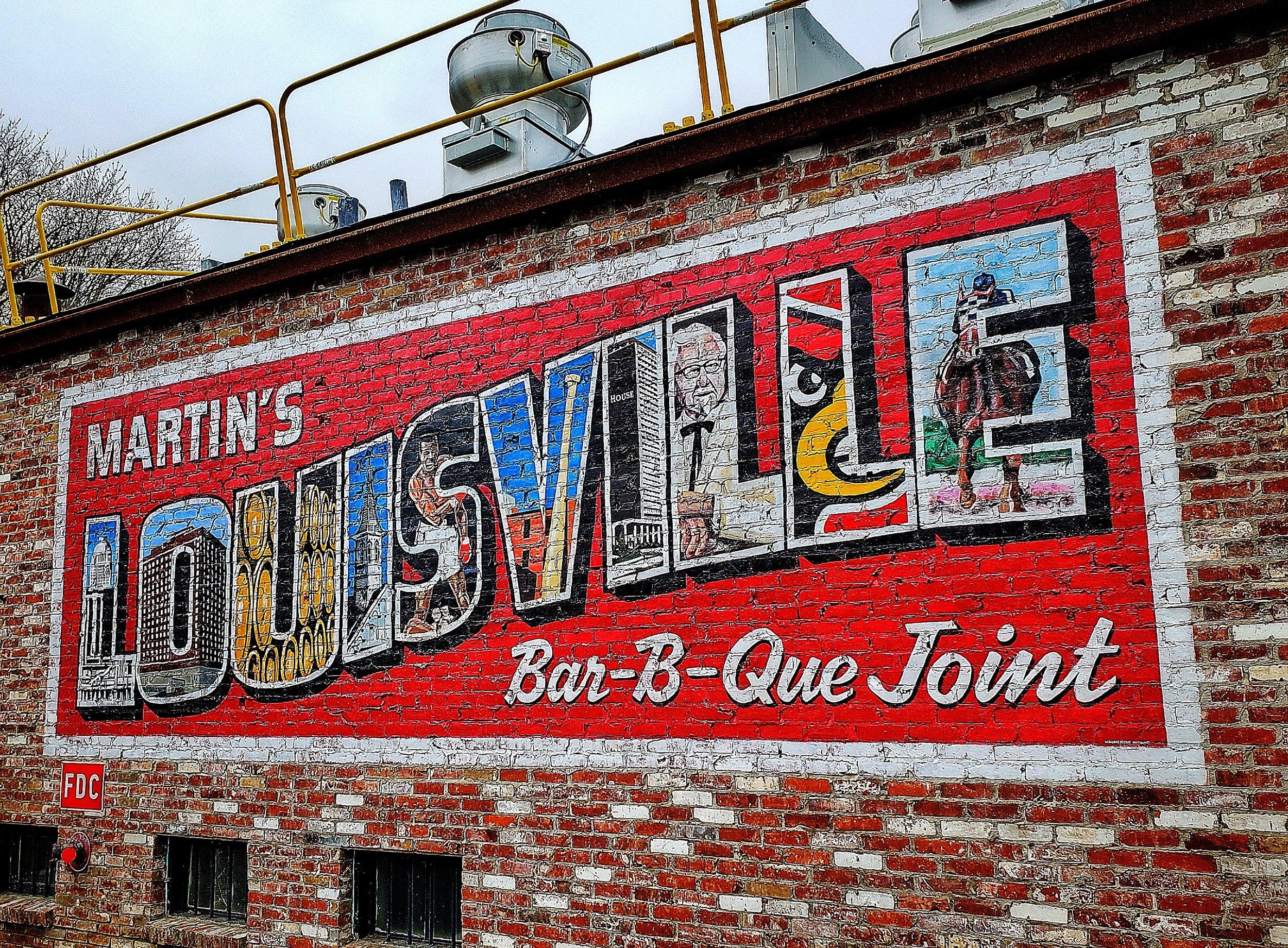 Louisville Kentucky Barbecue