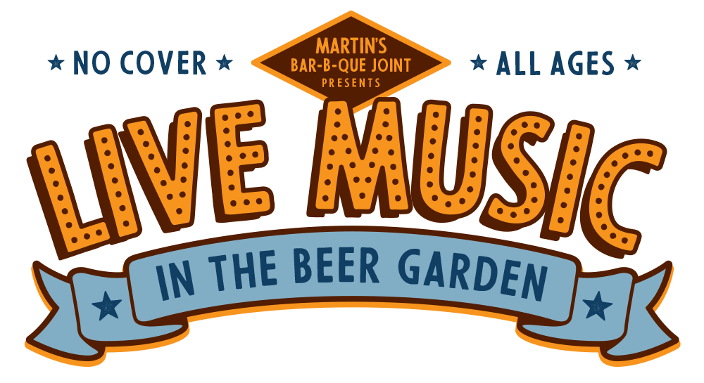 Live Music at Martin's Bar-B-Que Joint