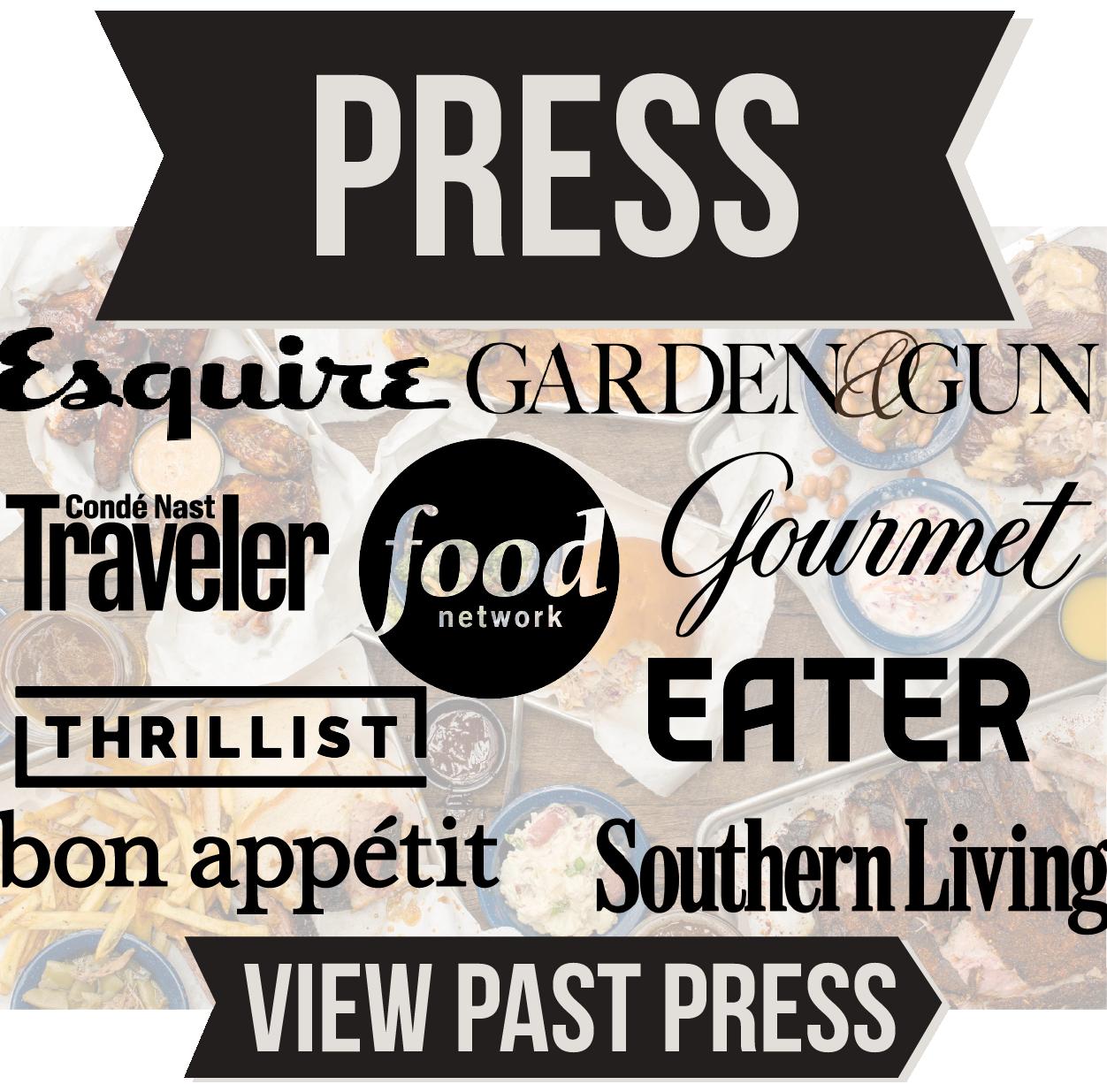 Martin's BBQ Press
