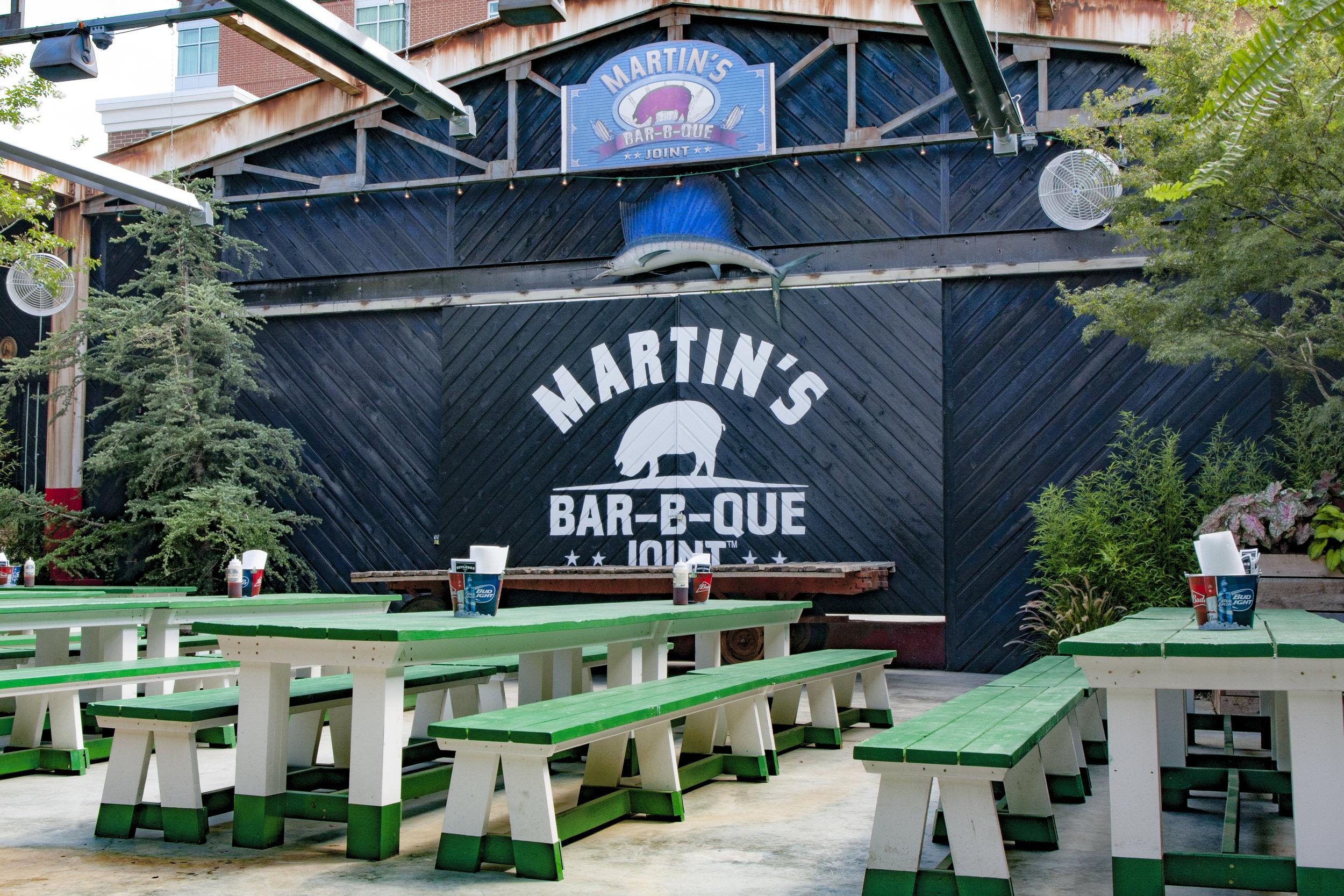Beer Garden Nashville