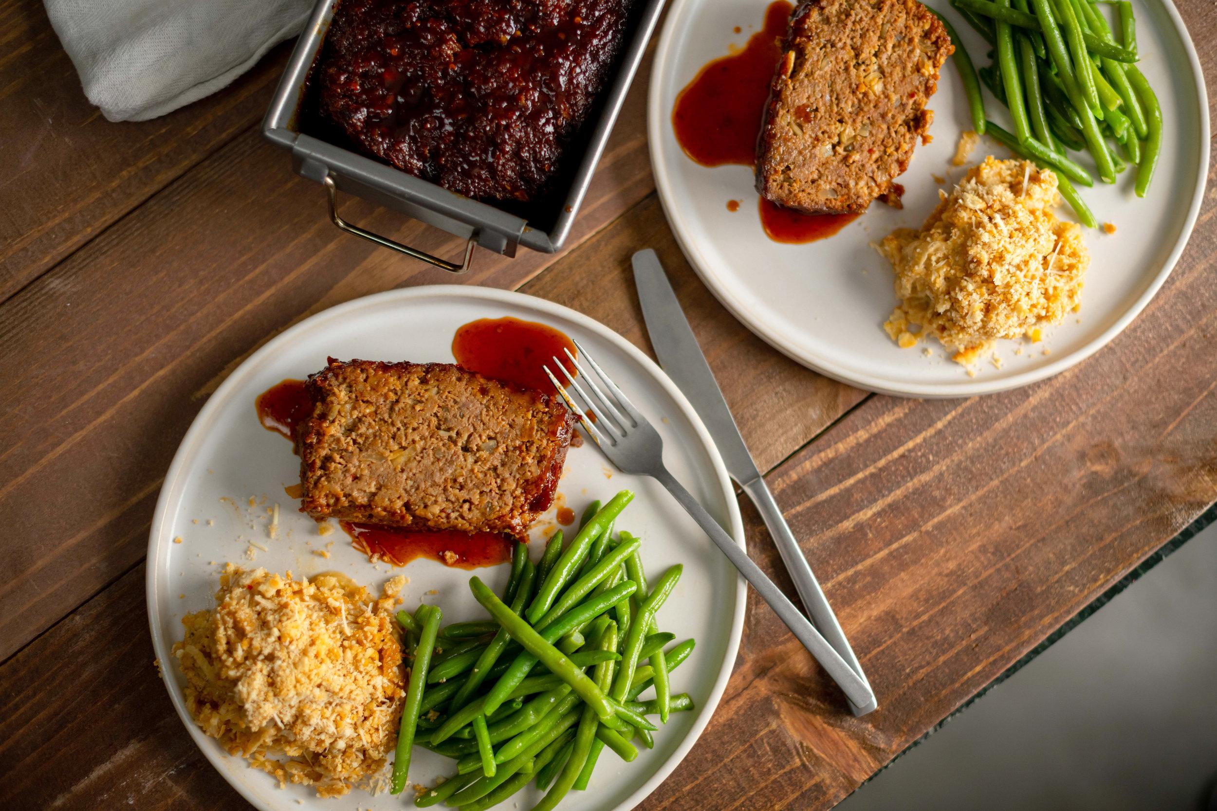 BBQ Meatloaf Recipe