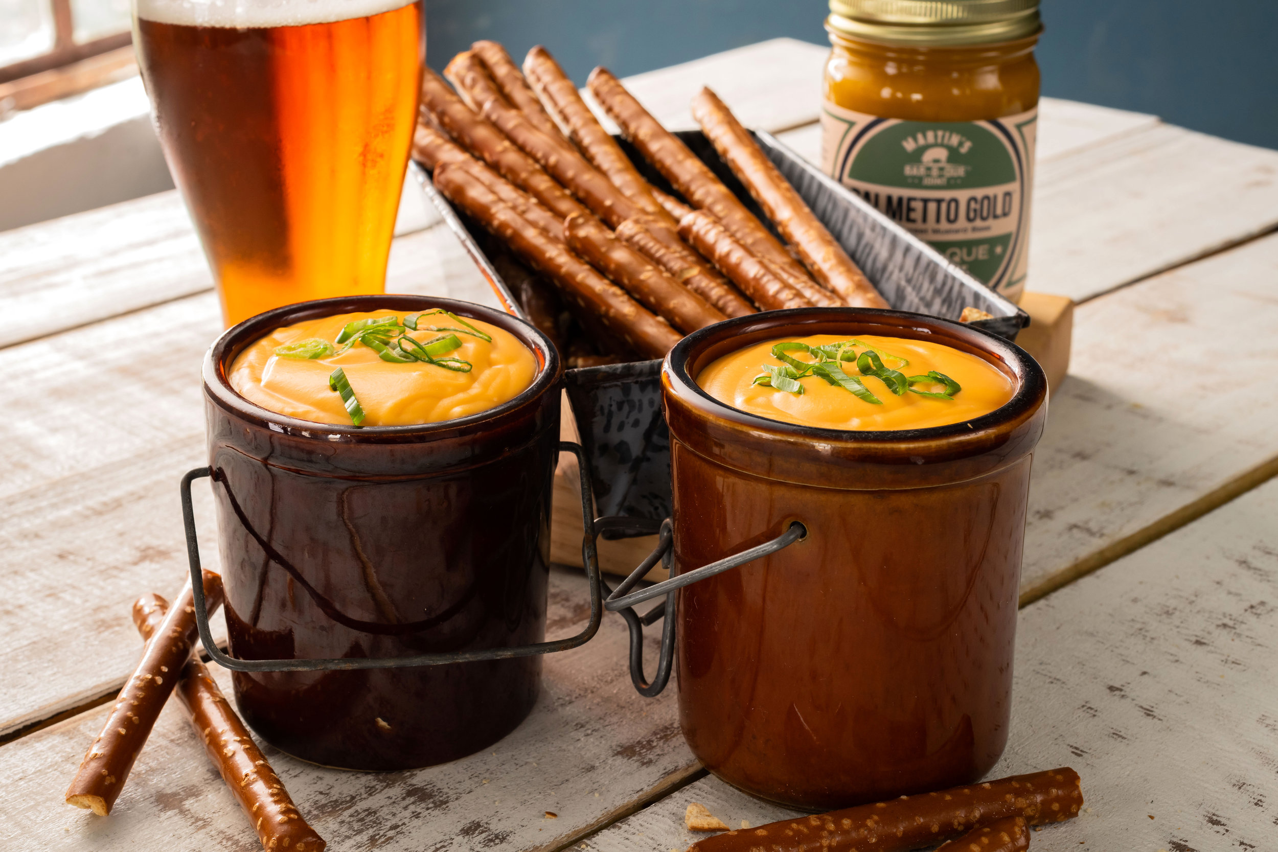 Palmetto Beer Cheese Dip