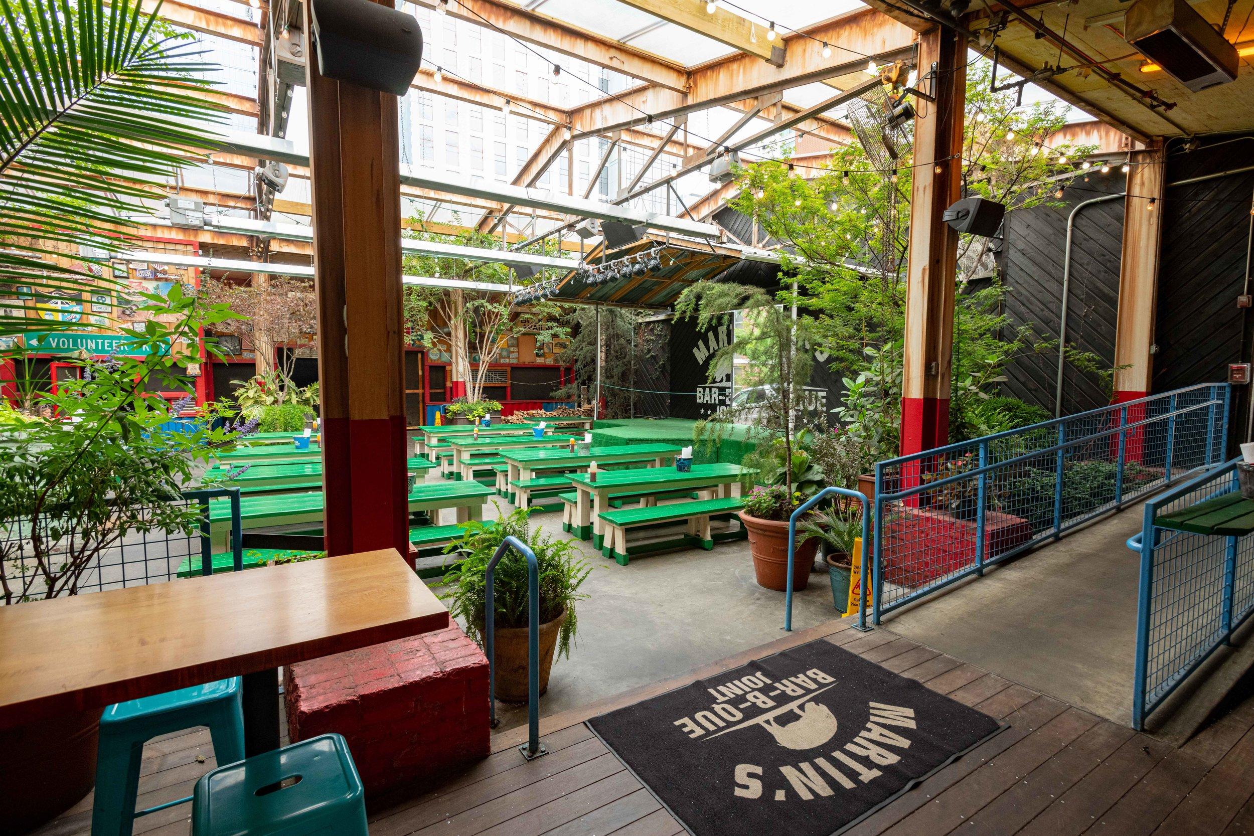 Nashville Beer Garden
