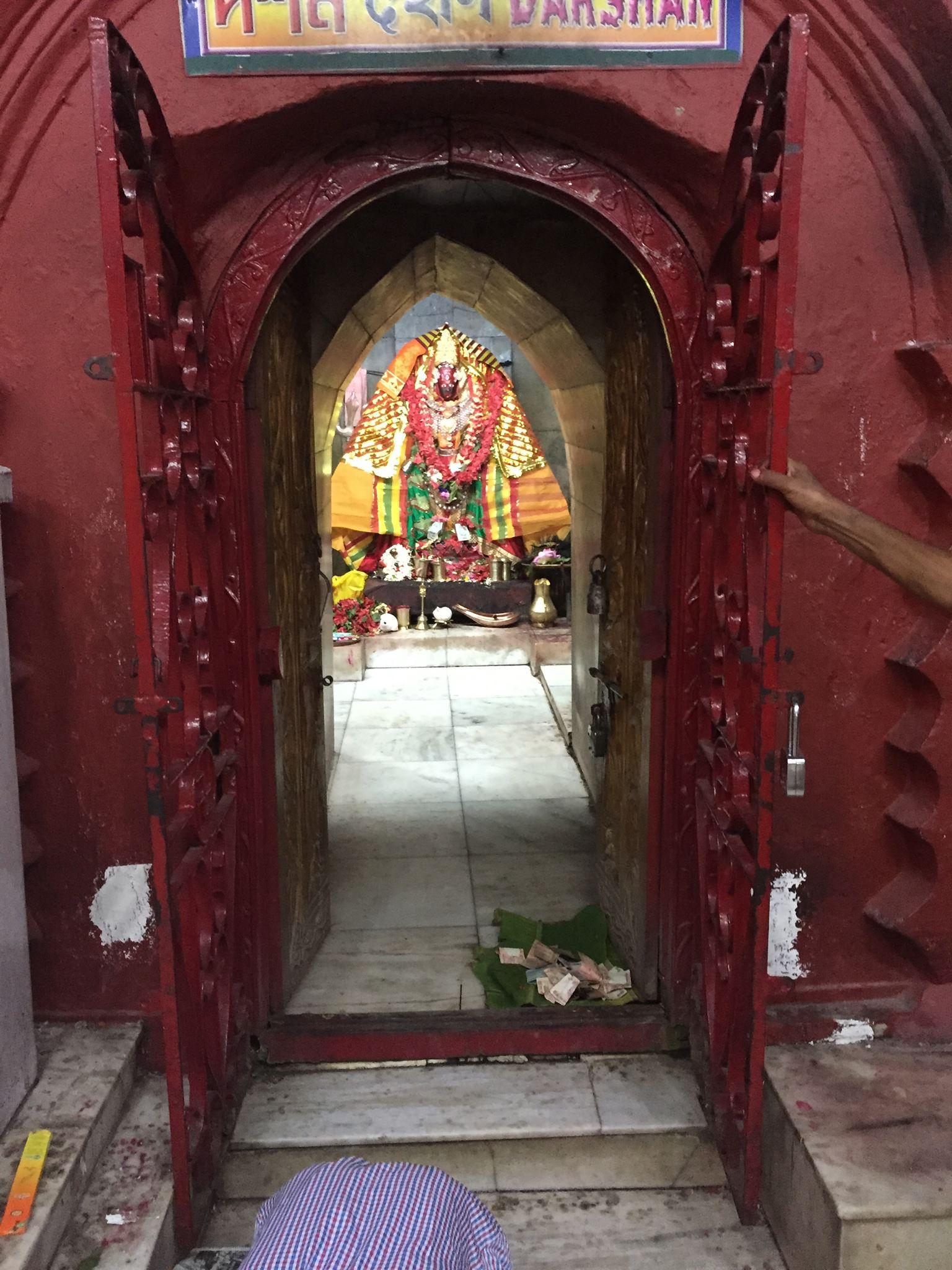Tirpurasundari Temple, Udaipur